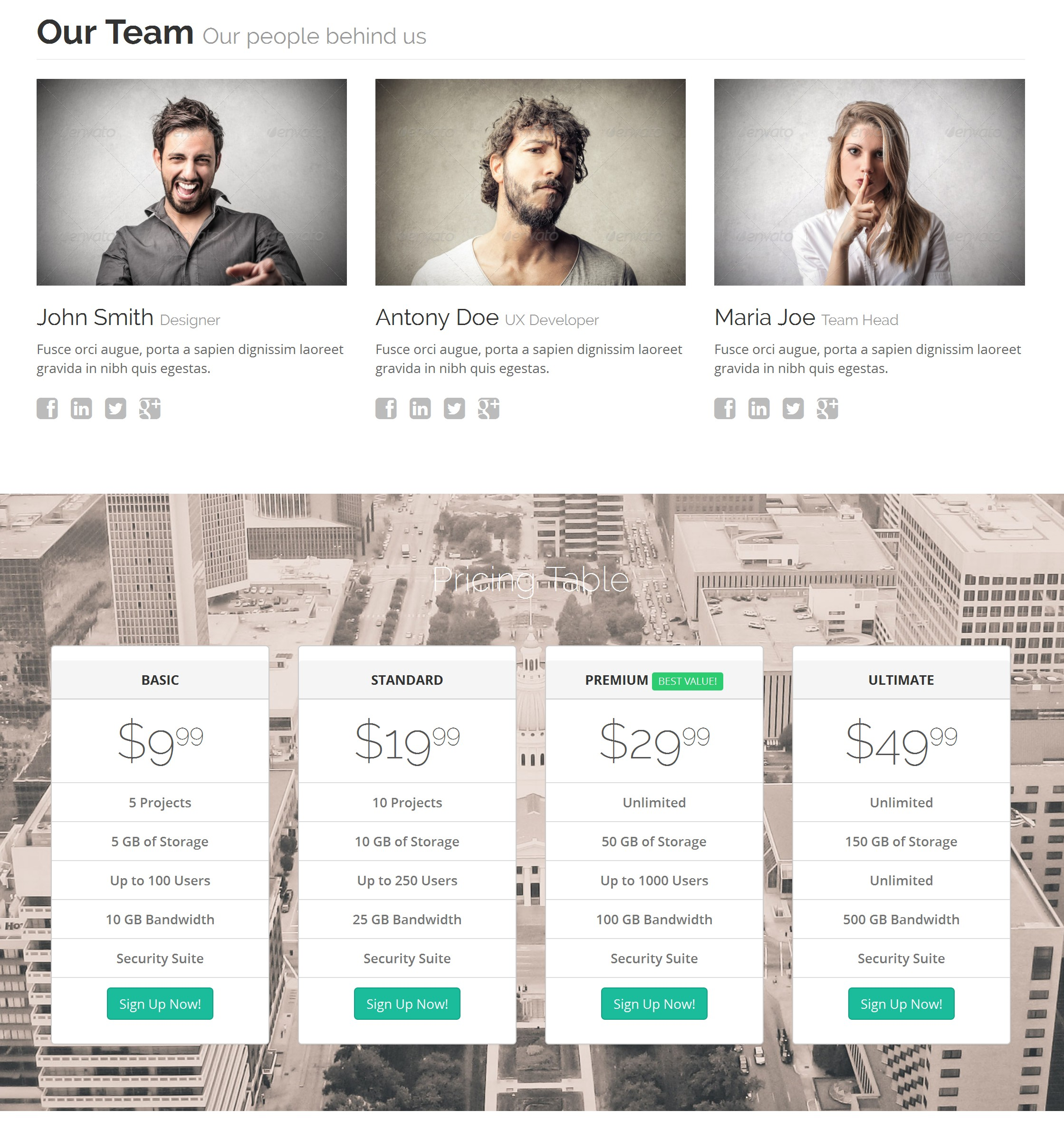 Responsive Bootstrap Education Theme