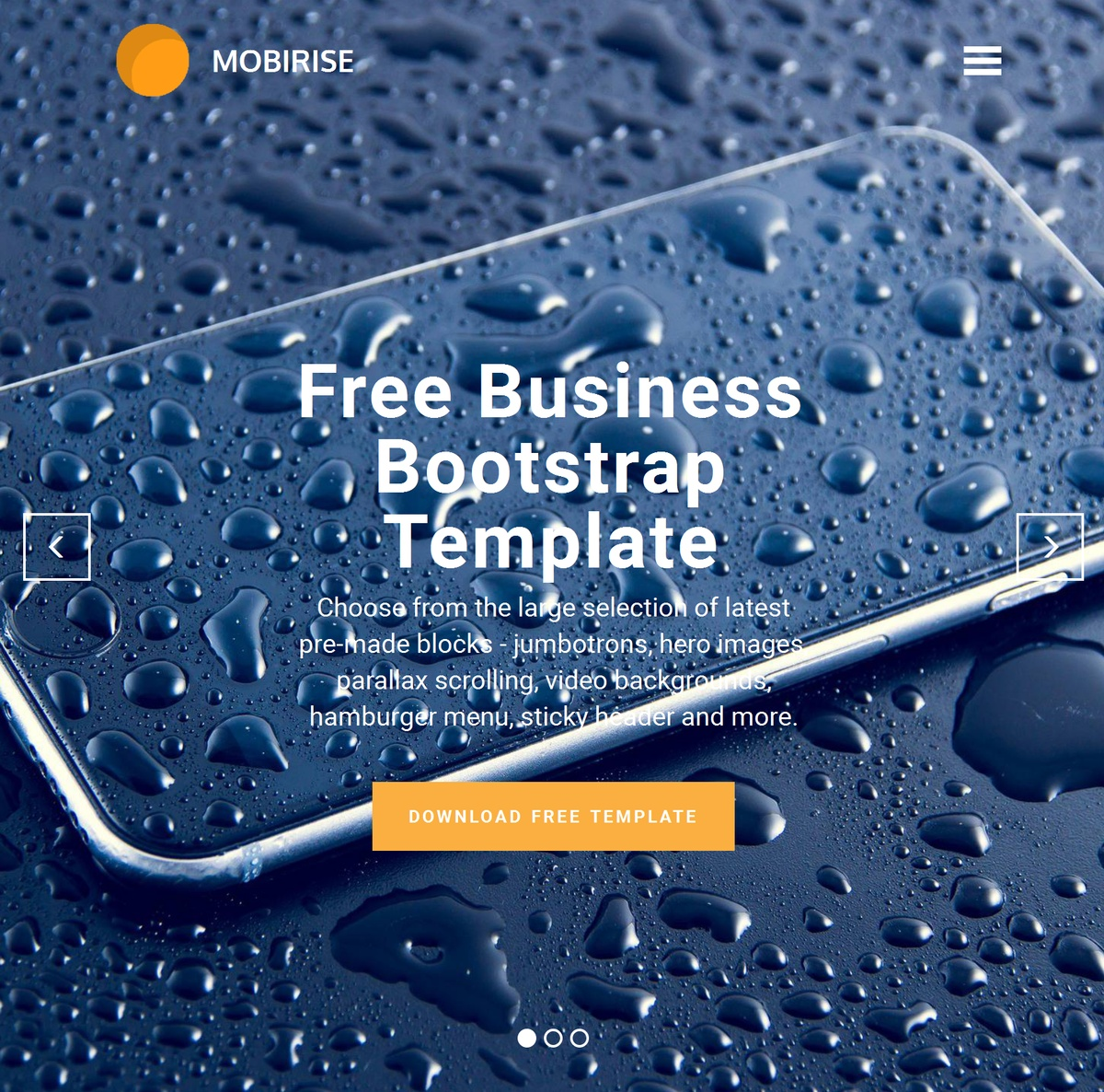 Best Responsive Site Templates Themes Extensions