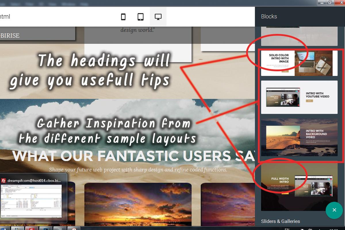 Top  Website Maker
