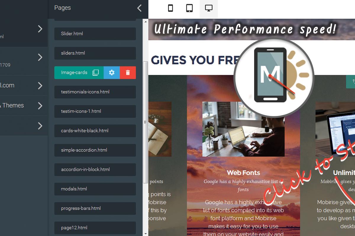 Best  Site Generator