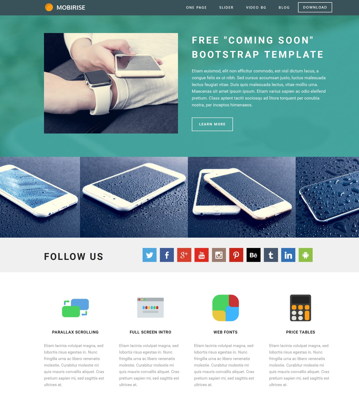 Mobile Site Maker