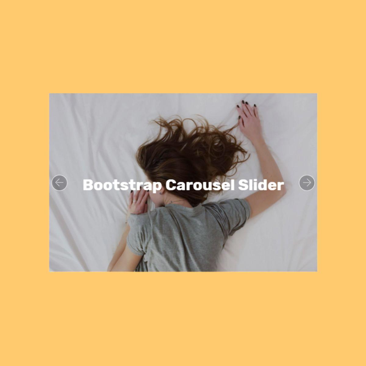 Free Bootstrap Photo Slideshow