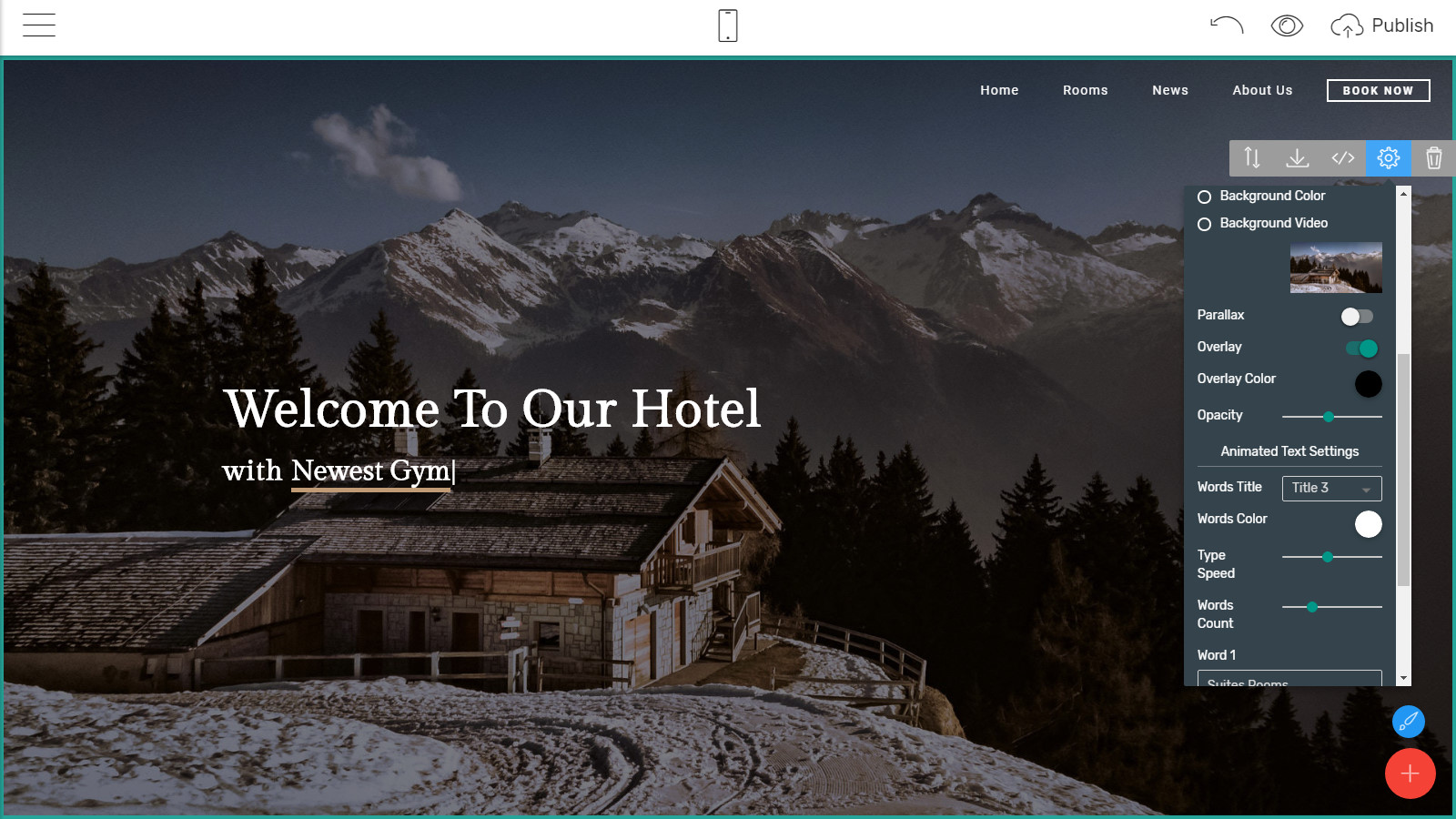 responsive webpage layouts